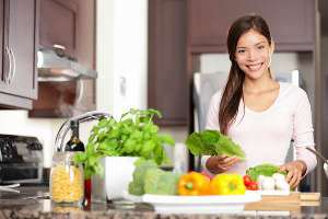 image استفاده از موبایلموقع آشپزی ممنوع
