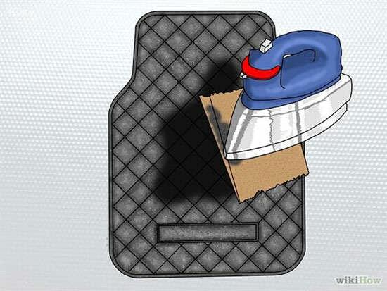 image, راهنمای پاک کردن تصویری لکه های صندلی ماشین