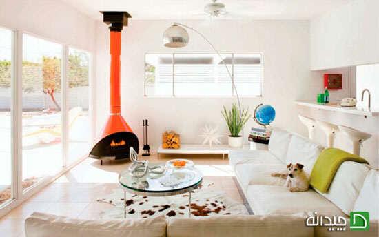 image, راهنمایی تصویری چیدمان رنگ روشن در خانه