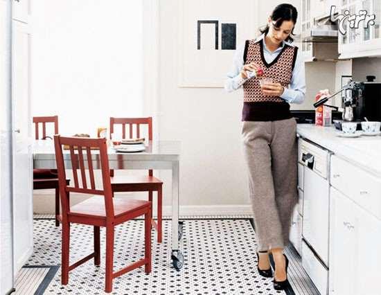 image, ترفند استفاده از وسایل مفید برای خانه کوچک