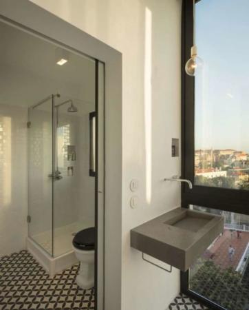 image چیدمان شیک و ساده یک واحد آپارتمان کوچک