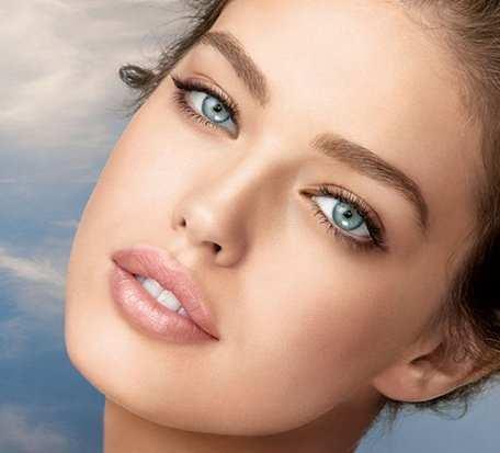 image چطور از لنز های رنگی استفاده کنیم که چشم را اذیت نکند