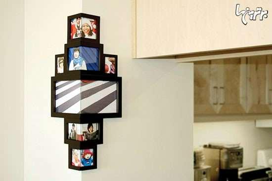 image راهنمای نصب تابلو روی دیوار به مدل های شیک