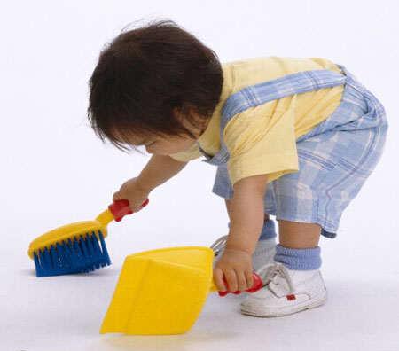 image راه های آموزش مسئولیت به بچه های کوچک