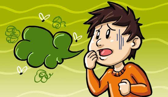 image چطور بفهمم دهانم بوی بدی میدهد یا نه