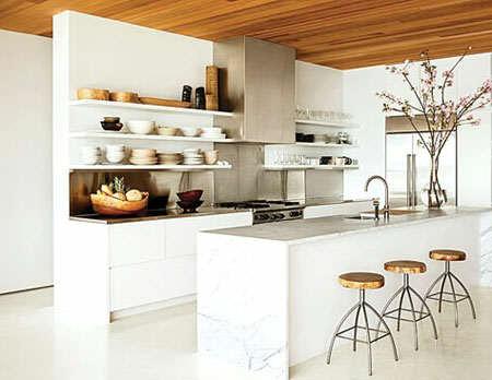 image, چطور بدون خرج آشپرخانه را شیک کنیم