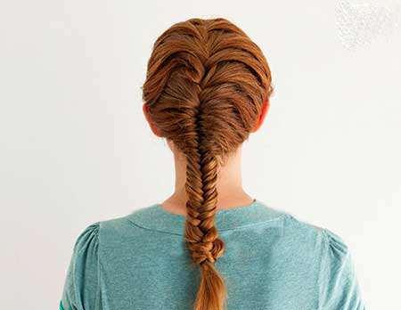 image, مدل موهای زنانه برای موقع تمرین ورزشی در باشگاه