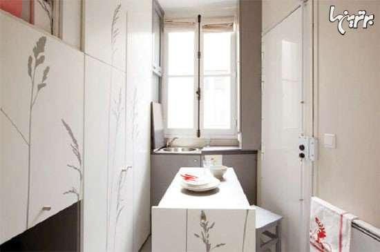 image, راهنمای تصویری انتخاب میز غذاخوری برای خانه کوچک