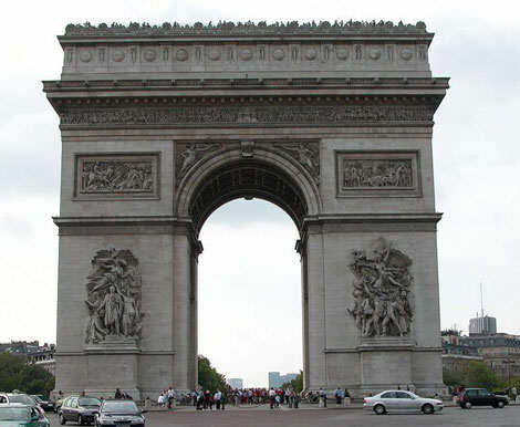 image سفر مجازی به تمام نقاط دیدنی شهر پاریس