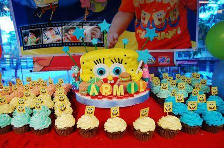 image, ایده های تصویری دکوراسیون مهمانی جشن تولد بچه