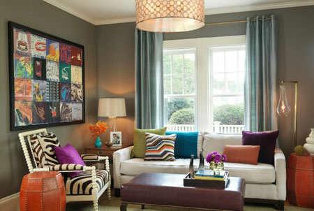 image, آموزش دکوراسیون خانه با ترکیب رنگ های طوسی