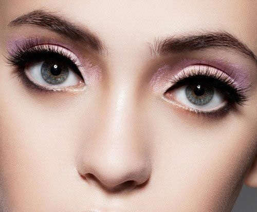 image آموزش تصویری سایه چشم با توجه به مدل چشم ها