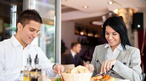 image چطوری سر کار غذای سالم و مفید بخورم