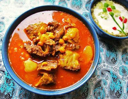 image آموزش پختن آبگوشت مخصوص تهرانی ها