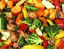 عکس, چطور باید غذای گیاهی را بی دردسر پخت