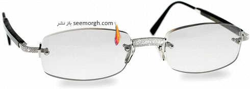 image معرفی و عکس باکلاس ترین عینک های آفتابی دنیا