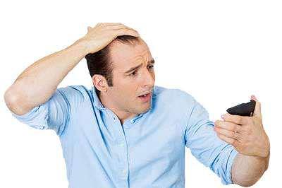 image راهکارهای رویش موی دوباره سر مردها بعد از ریختن