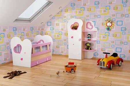 image, شیک ترین سرویس خواب های بچه در اینترنت