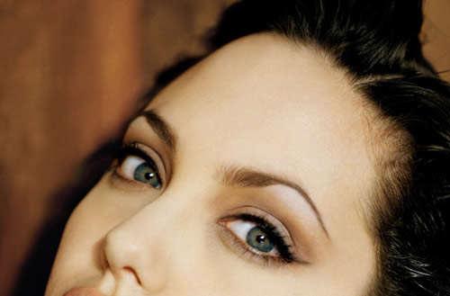 image, آموزش تصویری سایه چشم با توجه به مدل چشم ها