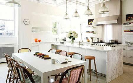 image چطور بدون خرج آشپرخانه را شیک کنیم