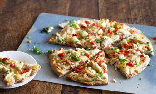 image, خوردن پیتزا مساوی است با تقویت و فعالسازی مغز