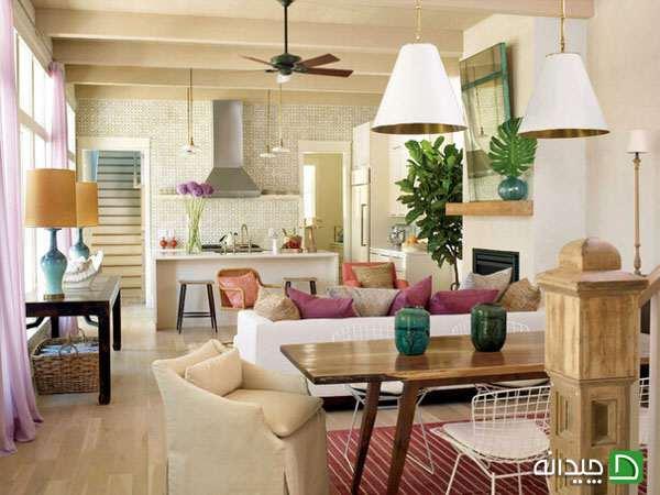 image چطور آپارتمان کوچک را به بهترین شکل ممکن بچینیم