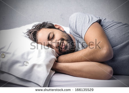 image, اگر مشکل معده دارید به سمت چپ بخوابید