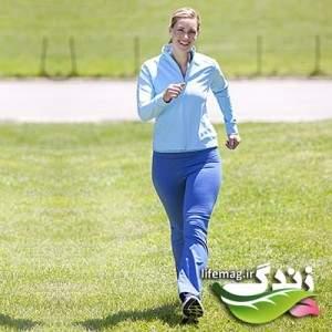 image اگر عمر طولانی میخواهید پیاده روی کنید