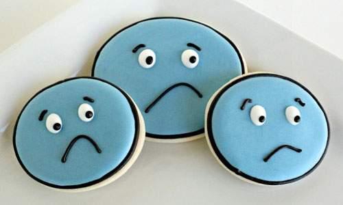image غذاهایی که باعث میشوند شما افسرده و غمگین شوید
