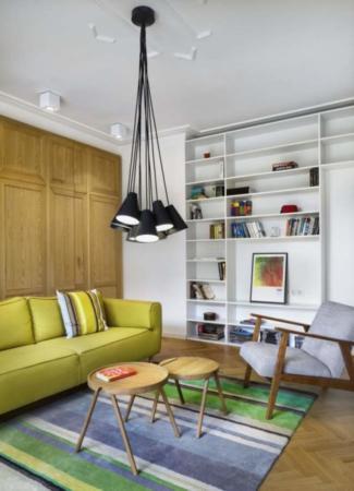 image جالب ترین ایده های چیدمان خانه کوچک ولی شیک