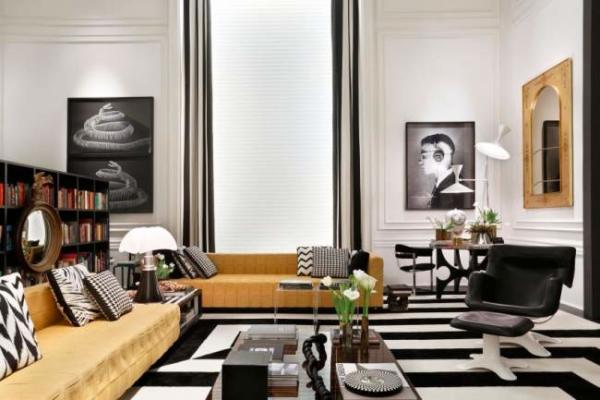 image بهترین راهنمایی برای بزرگ نشان دادن آپارتمان کوچک