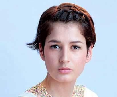 image, ترفندهای زیبا نشان دادن موهای کوتاه در حال بلند شدن