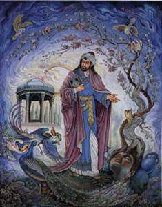 image کاملترین و خواندنی ترین زندگینامه شاعر حافظ شیرازی