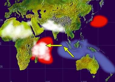 image, کامل ترین مقاله درباره پدیده آبو هوایی ال نینو