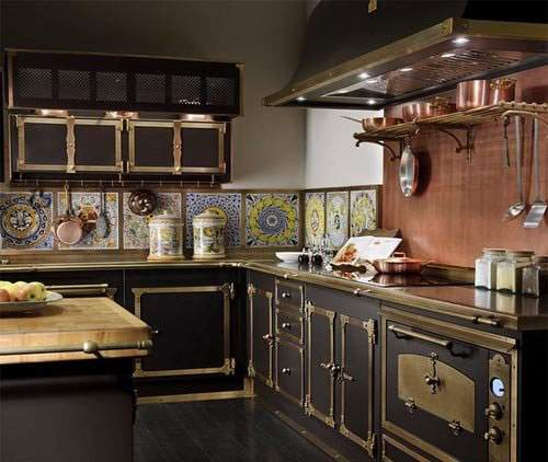 عکس, ایده های جالب و مدرن برای دکوراسیون آشپزخانه کوچک