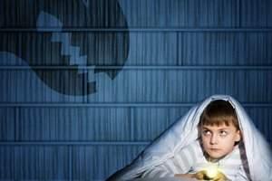image, کودک من از تنها خوابیدن در اتاق می ترسد چه کنم
