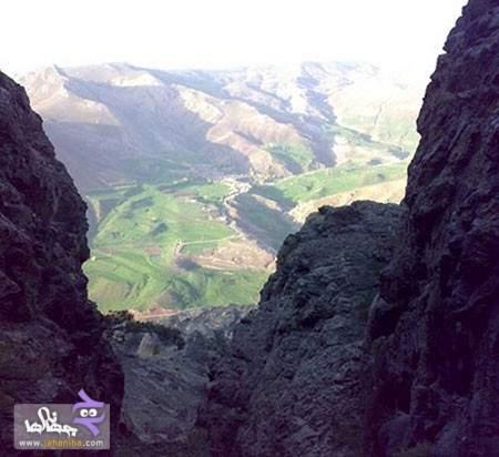 image شهر جهنم دره واقعا وجود دارد همراه با تصاویر