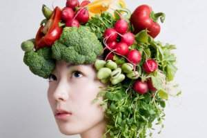 image, سبزی های جادویی برای داشتن موهای پرپشت