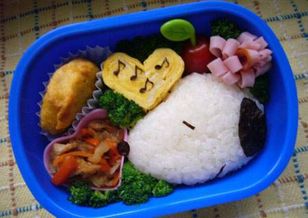 image چطور برای بچه ها غذا را اشتهاآور کنیم