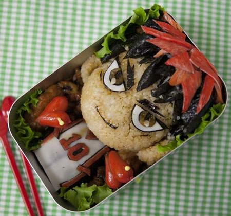 image, چطور برای بچه ها غذا را اشتهاآور کنیم
