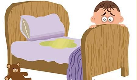 image درمانی جادویی و مفید برای شب ادراری بچه ها