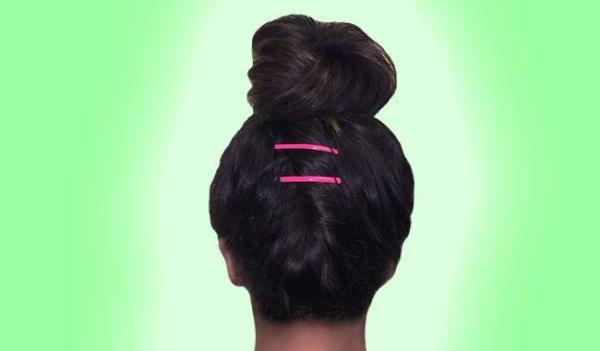 image آموزش درست کردن مدل موی گوجه ای در خانه