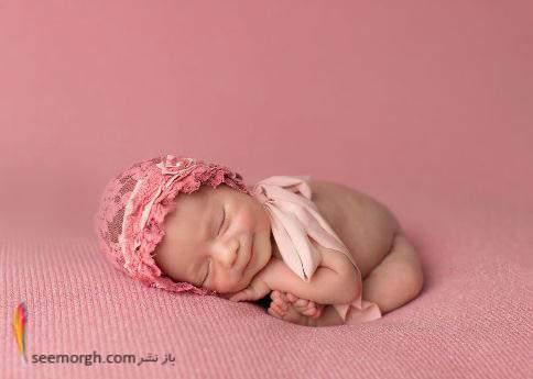 image, عکس از بچه های ناز و شیرین در حالت خوابیده