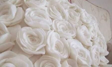 image آموزش عکس به عکس ساخت کوسن شیک برای مبل