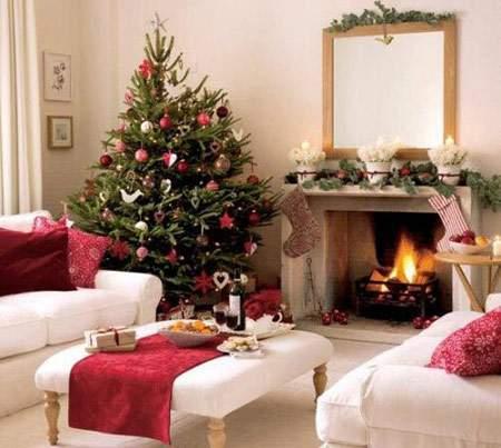 image, مدل های زیبای تزیین درخت کریسمس که هیچ جا ندیده اید