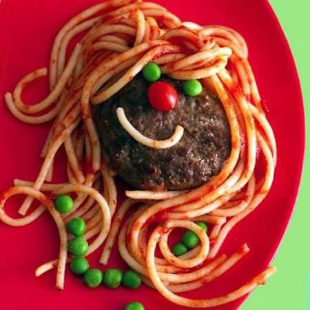 image, بامزه ترین تزیین های ماکارونی برای عصرانه بچه ها