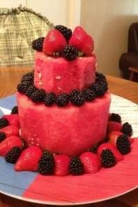image, خاص ترین مدل های چیدمان میوه برای مهمانی یلدا