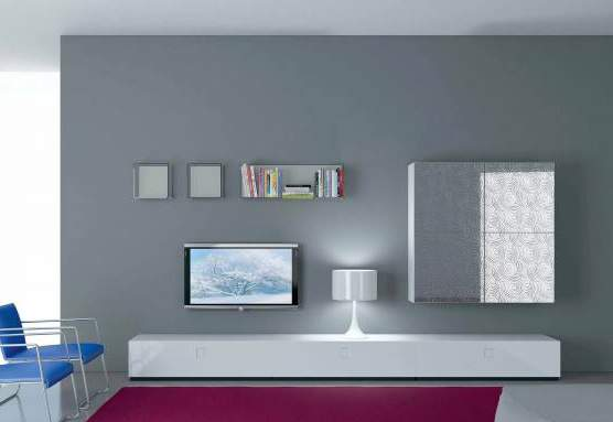 image, شیک ترین مدل های میز تلویزیون مدرن و جدید در اینترنت