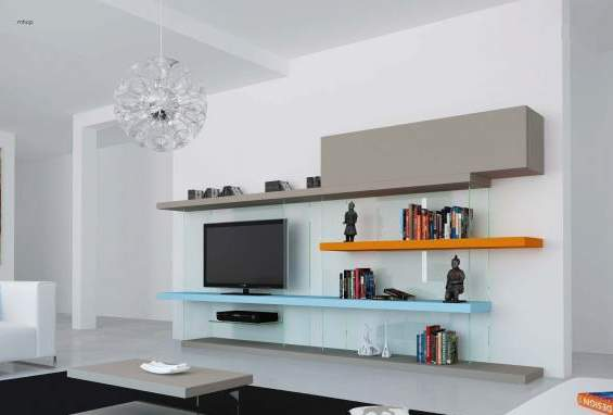 image شیک ترین مدل های میز تلویزیون مدرن و جدید در اینترنت