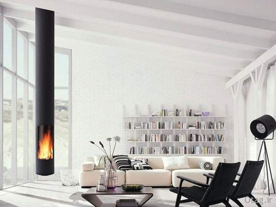 image, شیک ترین مدل های شومینه برای خانه های مدل جدید